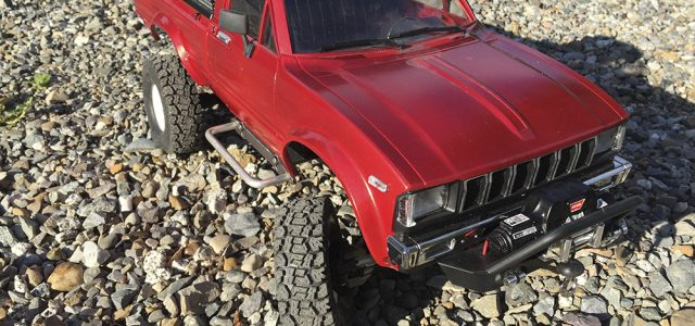 Custom Mohave Crawler [READER'S RIDE]