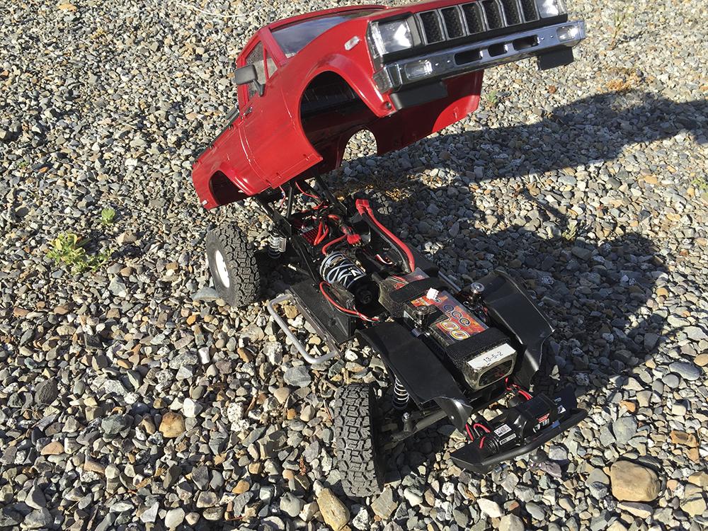 RC4WD Mojave, Losi Night Crawler, Axial, Pro-Line, HPI, Dynamite, Spektrum, Savox