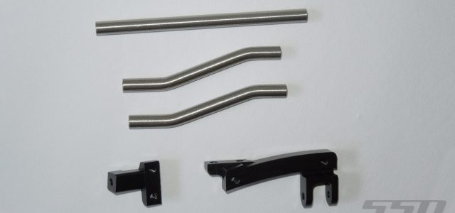 SSD D60 Chassis Mounted Servo Kit For The Axial SCX10