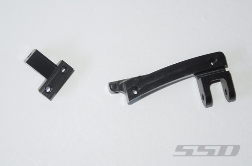 SSD D60 Chassis Mounted Servo Kit For The Axial SCX10 (2)