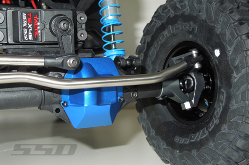 SSD HD Diff Cover For The Axial Wraith & RR10 Bomber (2)