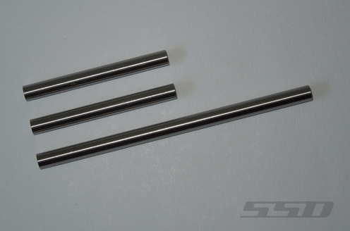 SSD HD Titanium Steering Links For The SCX10 II (1)