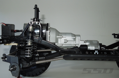 SSD Scale Transmission Kit For The Axial SCX10 (7)