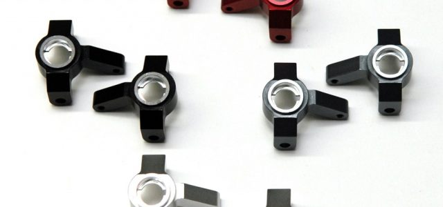 STRC Aluminum Steering Knuckles For Axial SCX10 II