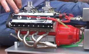 These Scale V8s Sound Amazing [VIDEO]