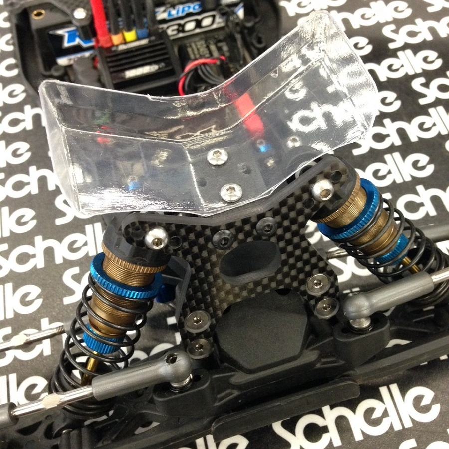 Schellle B6 Front Tower And Wing Mount (3)