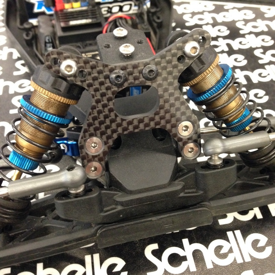 Schellle B6 Front Tower And Wing Mount (4)