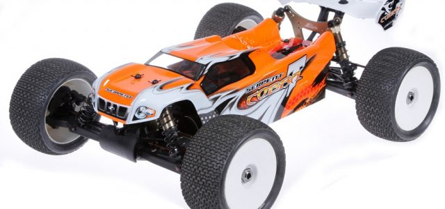 Serpent RTR Cobra 1/8 Electric Truggy