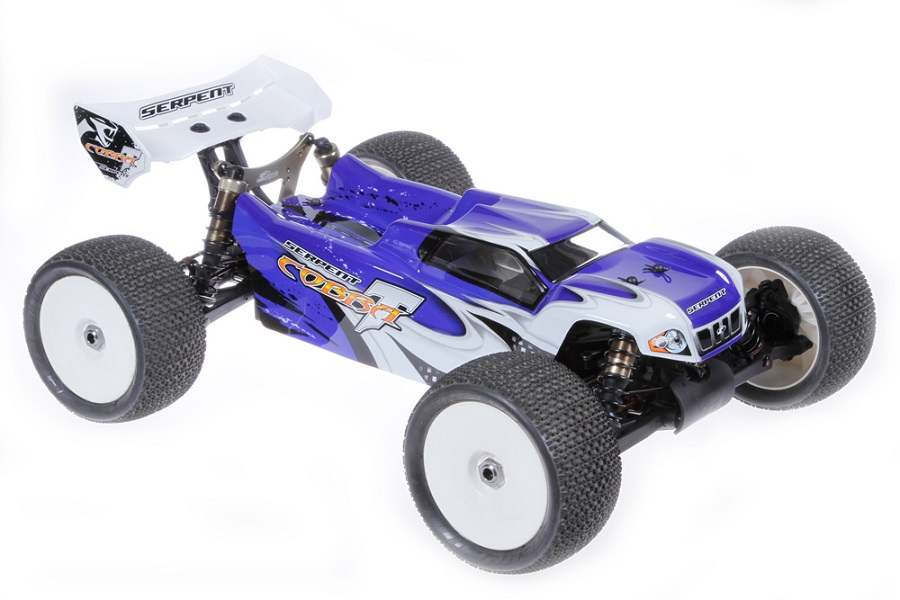 Serpent RTR Cobra 1_8 Electric Truggy (2)
