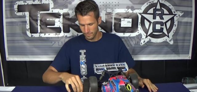 Setting Camber With Tekno RC's Ryan Lutz [VIDEO]