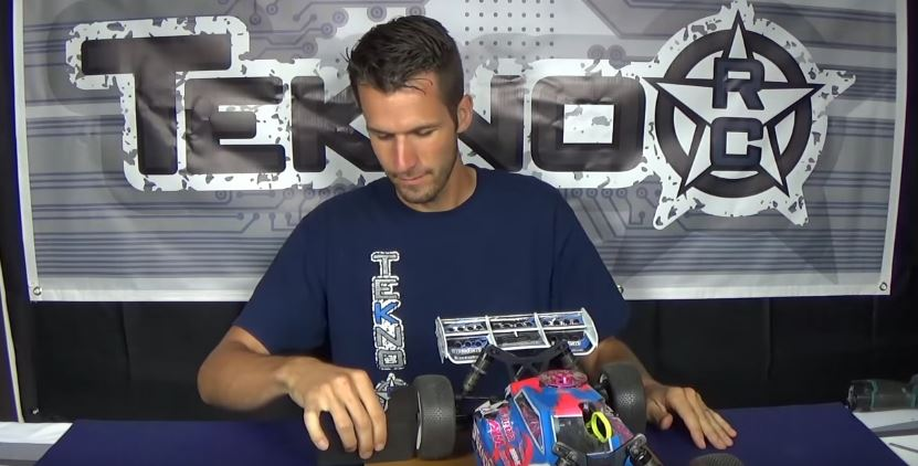 Setting Camber With Tekno RC's Ryan Lutz