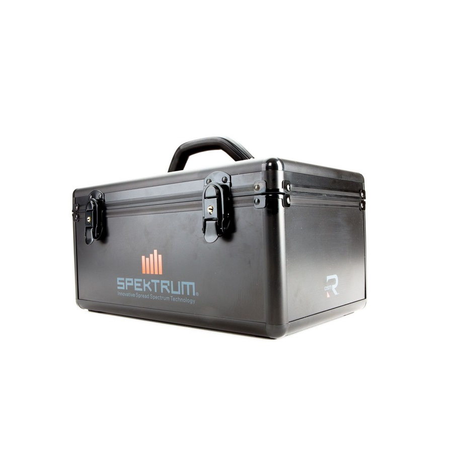 Spektrum DX6R Transmitter Case (2)