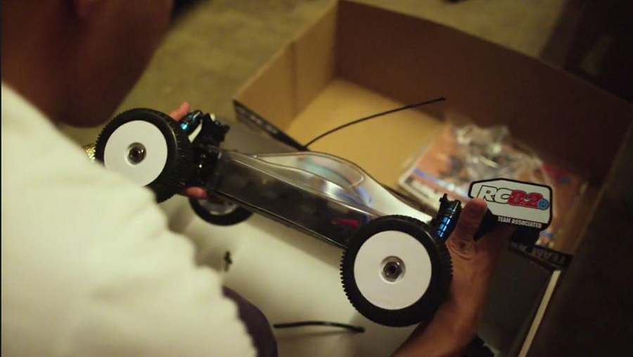 Team Associated Cars Featured In Flying Cars Film (2)