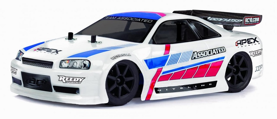 Team Associated RTR Apex 1_18 Touring Cars (4)