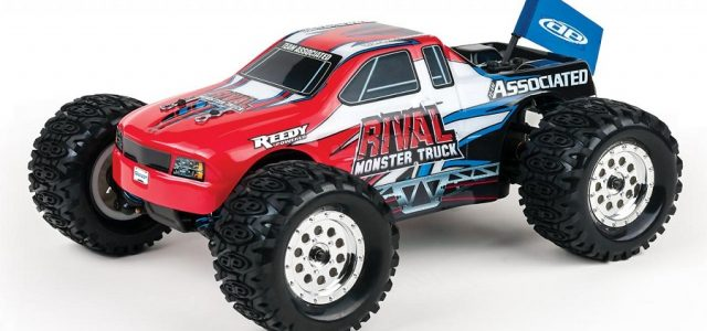 Team Associated RTR Rival 1/18 4WD Monster Truck