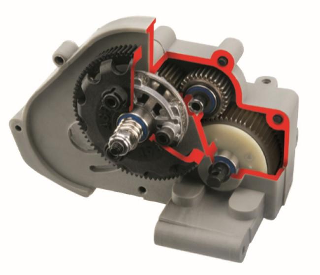 Traxxas_gears (Custom)