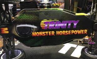 Trinity Monster Horsepower Chassis Wraps For B6 & XB2