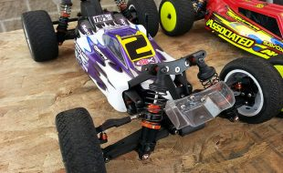 Why Is Ty Tessmann Running His Shocks Upside Down?