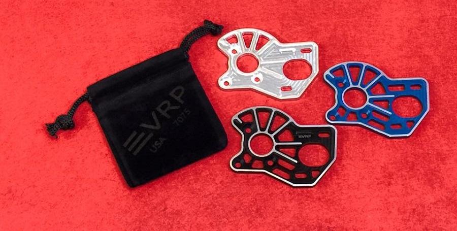 VRP Aluminum SpurGuard Motor Plate For The AE B6_B6D