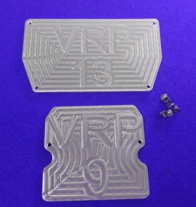 VRP B6 Aluminum Ballast Set (2)