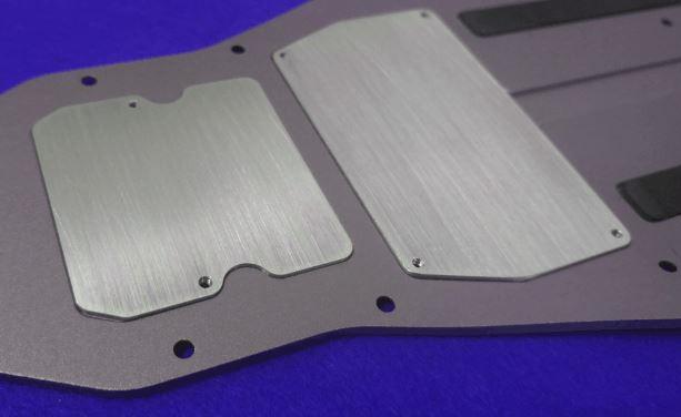 VRP B6 Aluminum Ballast Set (3)