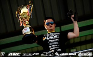 Ronald Volker Takes Touring Car World Champ Title With Yokomo [VIDEO]