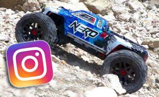 ARRMA NERO Instagram Giveaway
