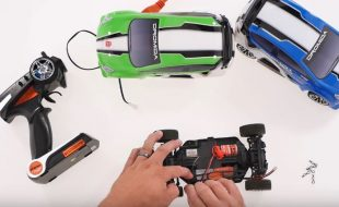 Dromida Rally Car Build : Instant RC [VIDEO]