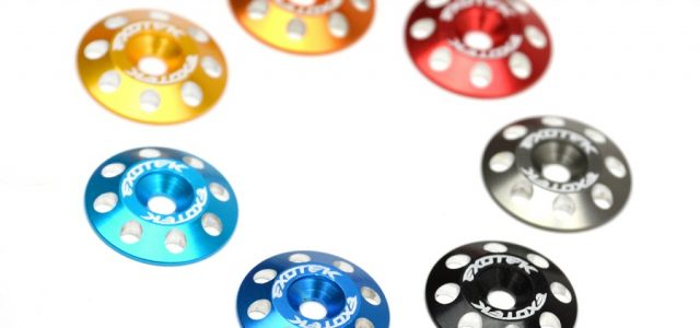 Exotek Racing Flite V2 Wing Buttons