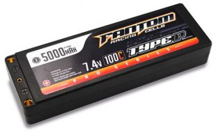 Fantom MaxV-SPEC Pro Series Low Profile 5000mah LiPo