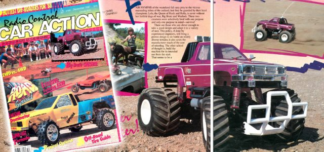 Flashback: Project Optima & Monster Beetle, Big Brute and More…