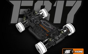 HB Racing E817 Electric 4wd 1/8 Buggy