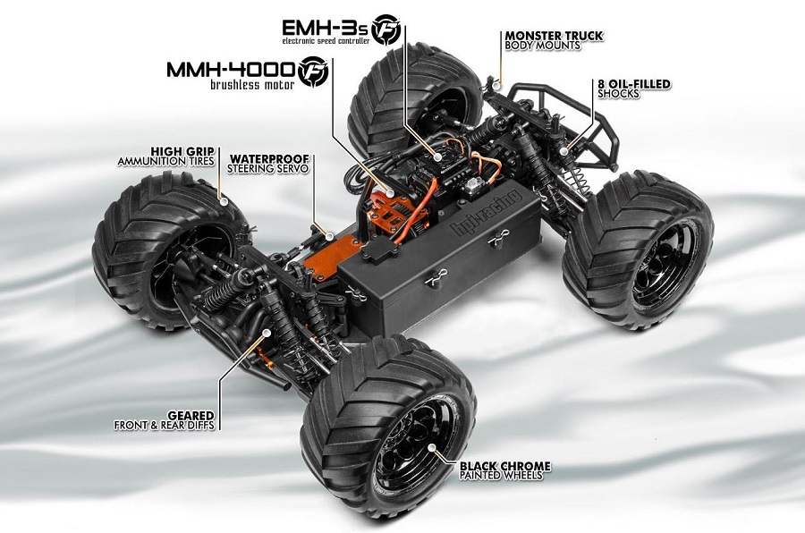 hpi-rtr-bullet-st-and-mt-flux-brushless-4wd-trucks-5