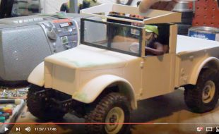 Watch Headquake Scratch-Build a Dodge M37 and Hit the Trail [VIDEO]