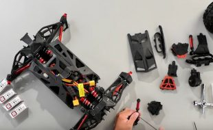 How To Install ARRMA NERO Differentials [VIDEO]