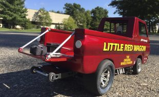 Custom Scale Little Red Wagon [READER'S RIDE]