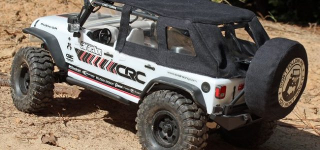 REVIEW: WICCRA Soft Top, Tonneau Cover & Spare Tire Cover