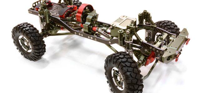 Carbon Fiber & Mucho Metal: Integy CF310 Trail Roller
