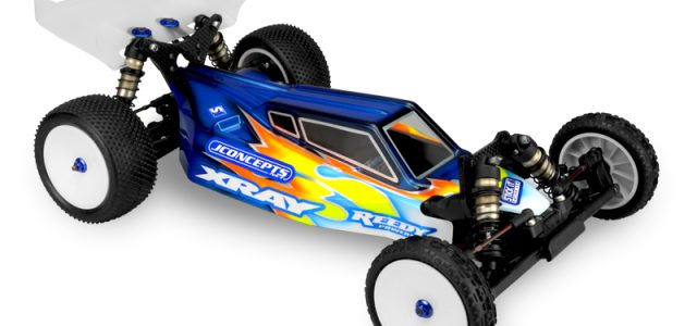 JConcepts S2 Body And Aero Wing For The XRAY XB2