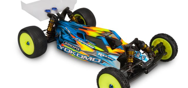 JConcepts S2 Body For The Yokomo YZ2