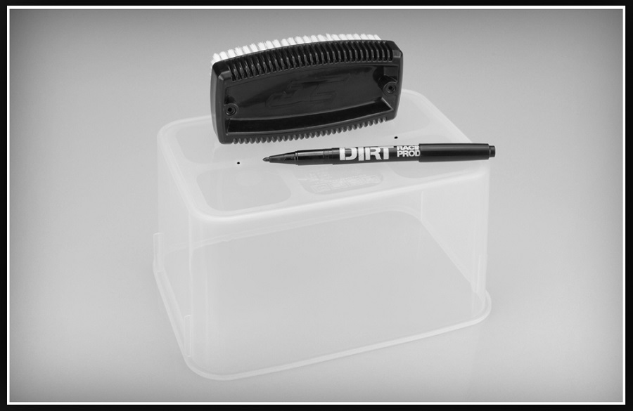 JConcepts Tire Wash Brush (3)
