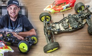 Revealed: Kody Numedahl's Associated B6/B6D Hybrid Buggy