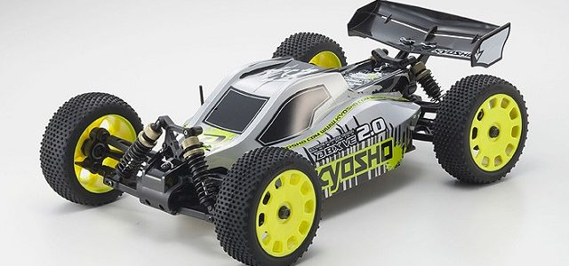 Kyosho DBX VE 2.0 Readyset