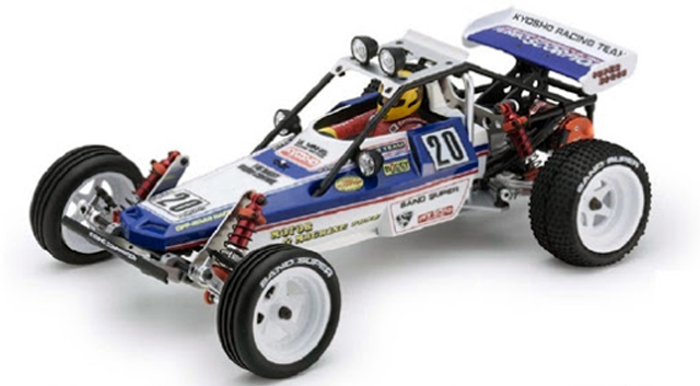 Kyosho Turbo Scorpion