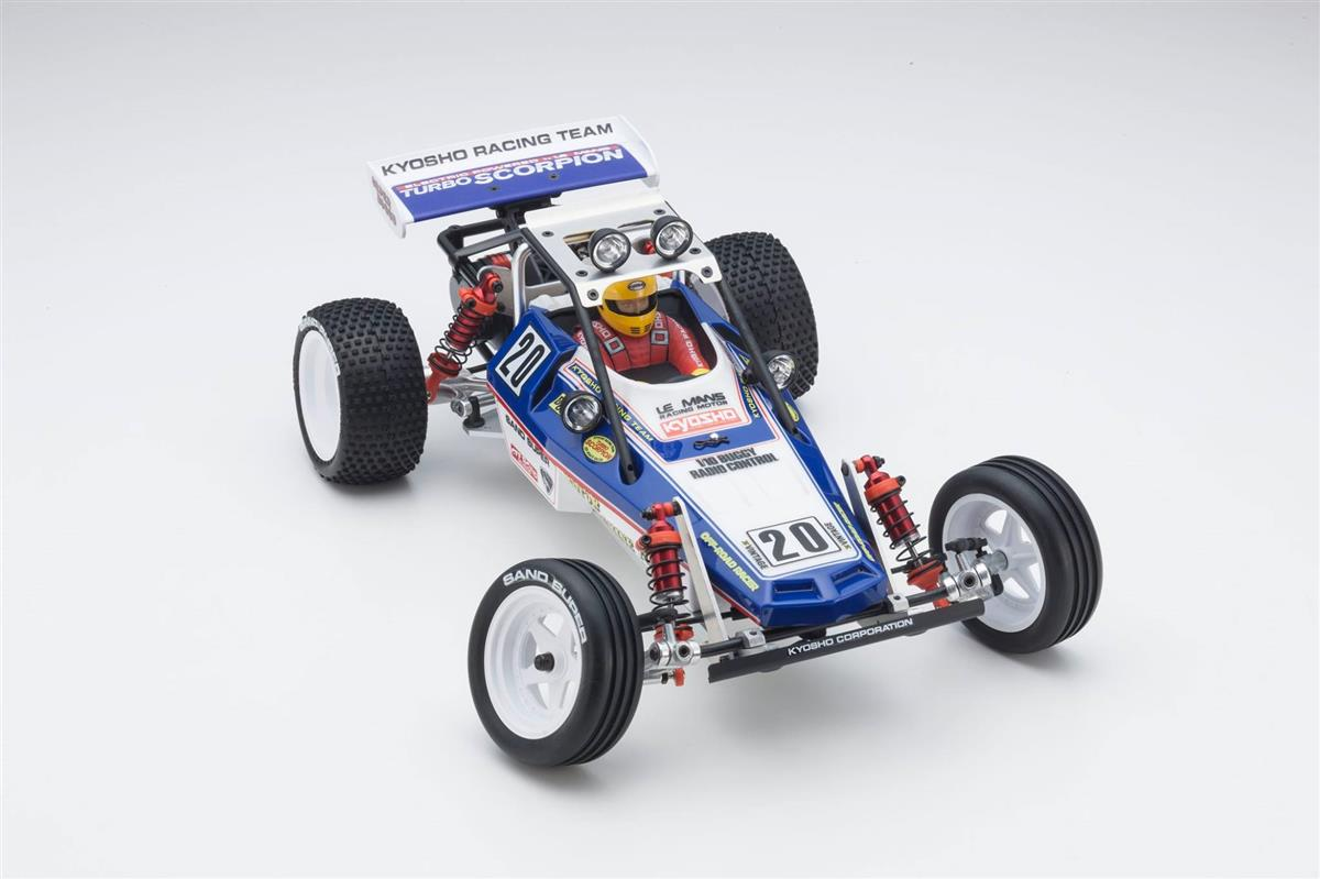 Just In 25 Photos Of Kyosho S Turbo Scorpion Re Re Rc