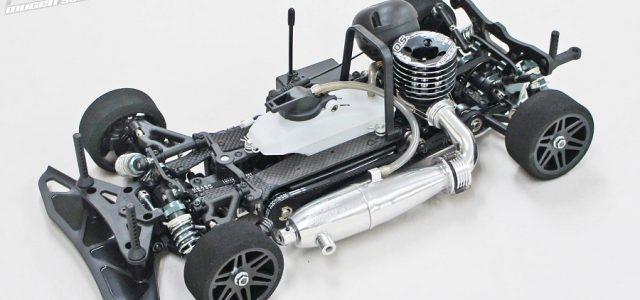 Mugen MTX-6R 1/10 Nitro 4WD Touring Car