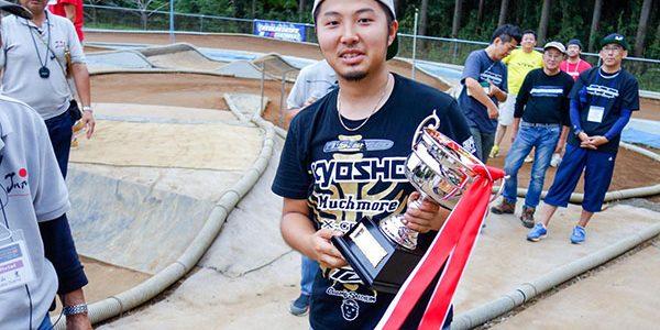 Kyosho's Matsukura Takes JMRCA Nitro Buggy Championship
