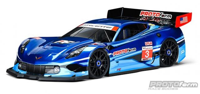 PROTOform Chevrolet Corvette C7.R For Short Wheelbase