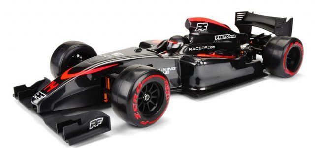 PROTOform F1 Front And Rear Wings