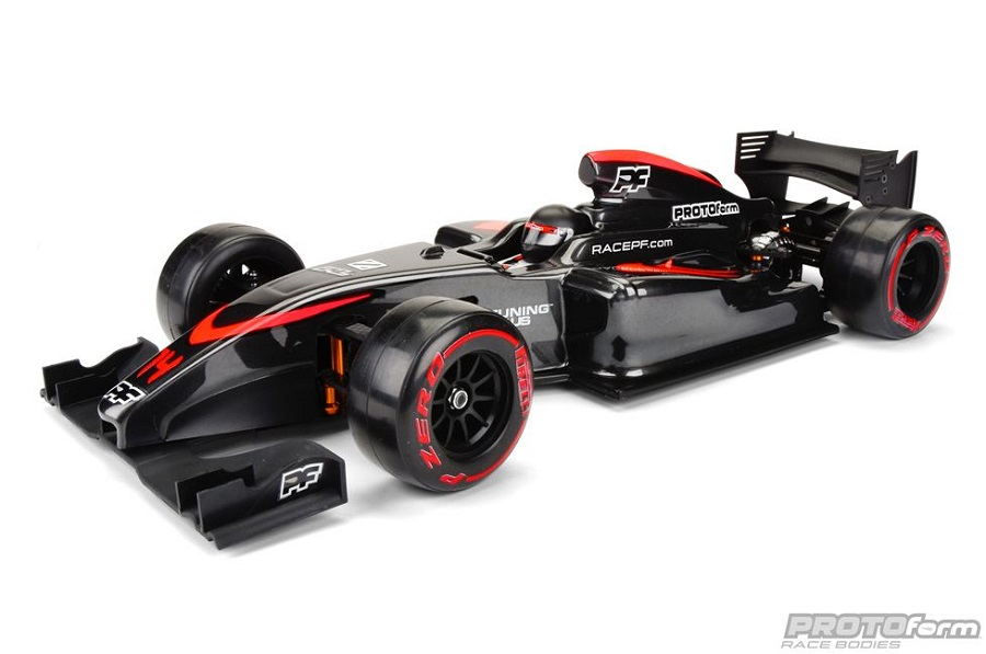 PROTOform F1 Front And Rear Wings (1)